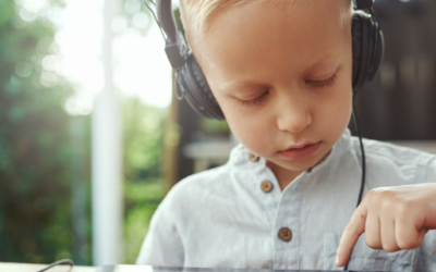 Headphone Usage by Children and Brain Neuroplasticity