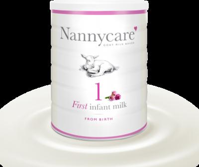 Nannycare infant formula