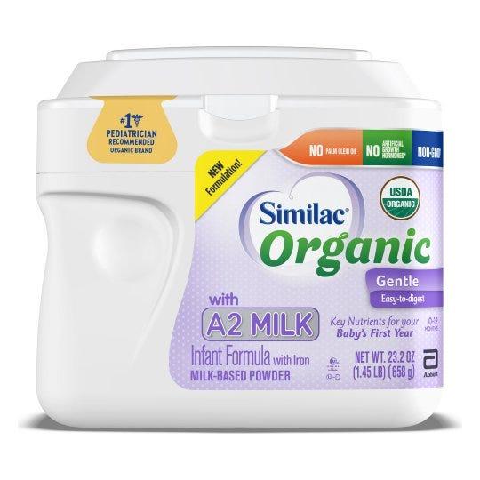 Similac Organic with A2 Milk Formula