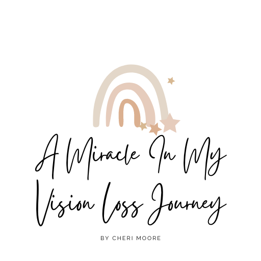 A Miracle in My Vision Loss Journey