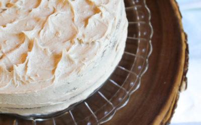 Gluten & Dairy Free Apple Spice Cake