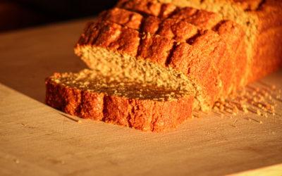 Delicious Gluten Free Holiday Pumpkin Bread