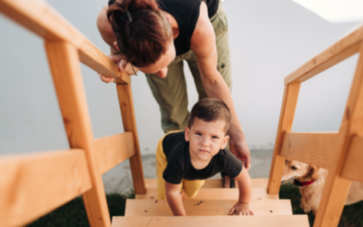 How Toddler's Behaviors and Emotions Speak Loudly about Visual Difficulties